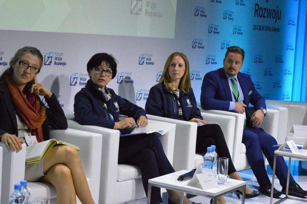 Katarzyna Granat, Danuta Sikora, Magdalena Jastrzembska, Tomasz Bojar-Fijałkowski